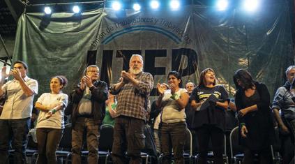 Se lanzó la Unión de Trabajadores de la Economía PopularSe lanzó la Unión de Trabajadores de la Economía Popular