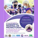 PRIMER CONGRESO FEDERAL DE PROMOTORAS
